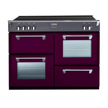 Stoves Richmond 1100 Ei - Aubergine
