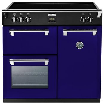 Stoves Richmond 900 Ei - Blue Outremer