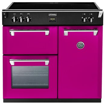 Stoves Richmond 900 Ei - Rose Persan