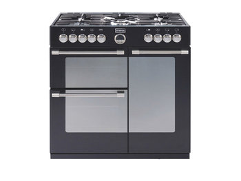Stoves Sterling 900 DFT BLACK