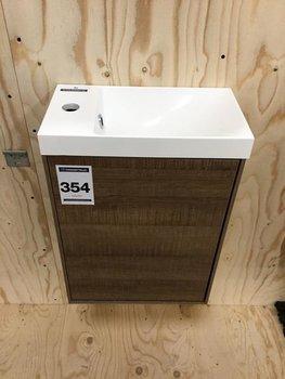 Wavedesign Pescara - Brown Oak